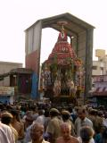Parthasarathi thiruther about to start.JPG