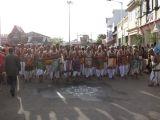 Goshti in Thiruveedhi during thiruther.JPG