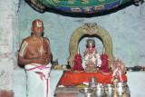 Sri Vaduvur Swami (srimatam ArAdakar) in Mel Ahobilam
