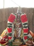 VAdivazhagia Nambi smiling with NamperumAL's ThiruvABharaNam.jpg