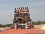 08-Gopuram and dvajasthamabam-A view from the top.jpg