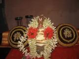 12-mARAn adi paNIndhu vuindhavan-Sri ramanuja at the feet of nammazhwar.jpg