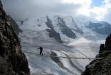 Swiss Alps via ferrata