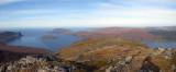 Oct 10 Mull North from Beinn Ghraig
