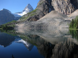 Rippling Sunburst Lake