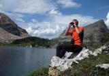 Brian spots an Osprey!