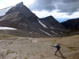 Skyline Trail - Big Shovel Pass
