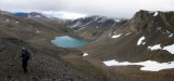 Skyline Trail - Curator Lake