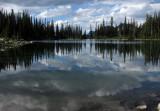 Revelstoke National Park Eva Lake