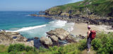 Cornwall Treen Bay