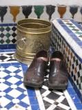 The Riad Tamkast and sore feet