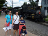 Trip to Greenfield Village and Henry Ford Museum