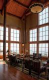 Mt. Magazine Lodge interior