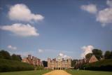 Waiting for the arrival of Anne Boleyn?