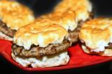 Sausage on Buttermilk Biscuit