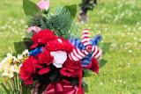Memorial Day pinwheel