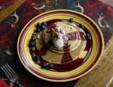 Pancakes - breakfast of champions!