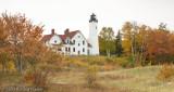 Autumn Lighthouse