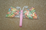 Butterfly candy favor