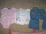 Clothes from Aunt Jani