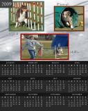 Kienzle calendar gray