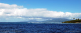 Sailing to Raiatea