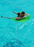 Biggest swimming pool in the world, Bora Bora