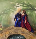 ALINDIA AND THE ELVEN PRINCE