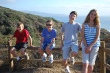 On the Torrey Pines Trail