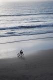 Biking on Beach