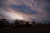 Strange Cloud Shadow