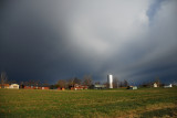 Storm Front Approaches
