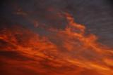 Fiery Sky