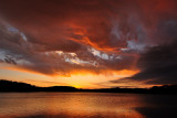 Complex Sunset