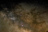 Near the Galactic Center