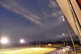 Mammatus Clouds above Football Field