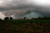 Monster Storm over Albany