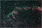 Part of the Veil Nebula in Cygnus