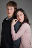 Geneviève et Marc-Étienne