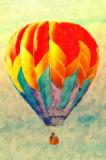 Hot Air Balloon by Tana - February 2009