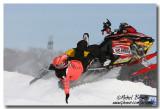 Valcourt GP Sno-X crashes