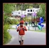 Fairmont Hot Springs Resort RV Park 6