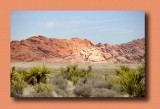 Red Rock Conservation Area near Las Vegas