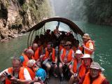 Lesser Three Gorges Crew