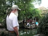 Dean at Yu Gardens