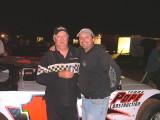Danny Peoples & Son,  sponsor Tommy Pope Construction  Talladega Short Track Fall 2008