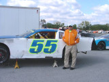 Riverview Speedway 10-18-08 James The King Climier