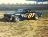 Nicky Formosa 81 Huntsville Speedway