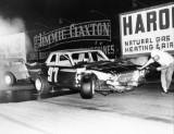 L J Hampton 1966 Nashville Speedway