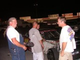 Randy Hulsey, Sam  McCord, Cory Jones, and Mike. August 1 2009